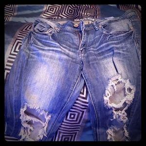 Machine Jeans